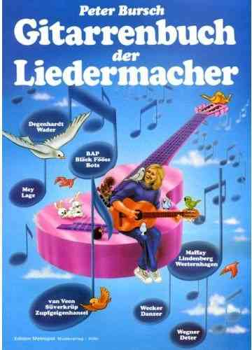 Liedermacher Gitarrenbuch