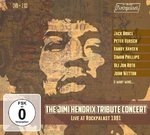 THE JIMI HENDRIX TRIBUTE CONCERT DVD + 2CD